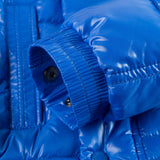 Boys Blue 'Riviere' Down Padded Coat