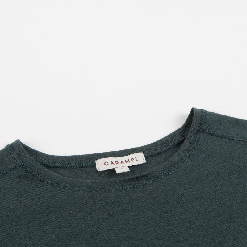 Baby Green Shadow Cotton T-Shirt