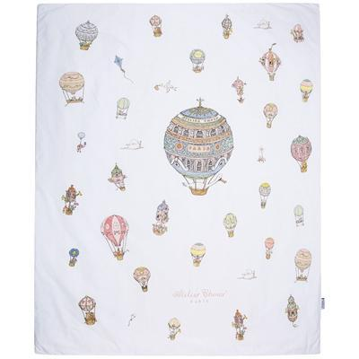 Quilt Monceau Hot Air Balloons (100 x 130 cm )