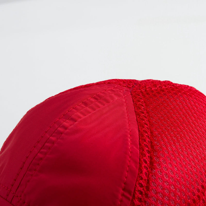 Boys&Girls Red Hollow Cap