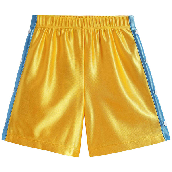 Boys Yellow Shorts