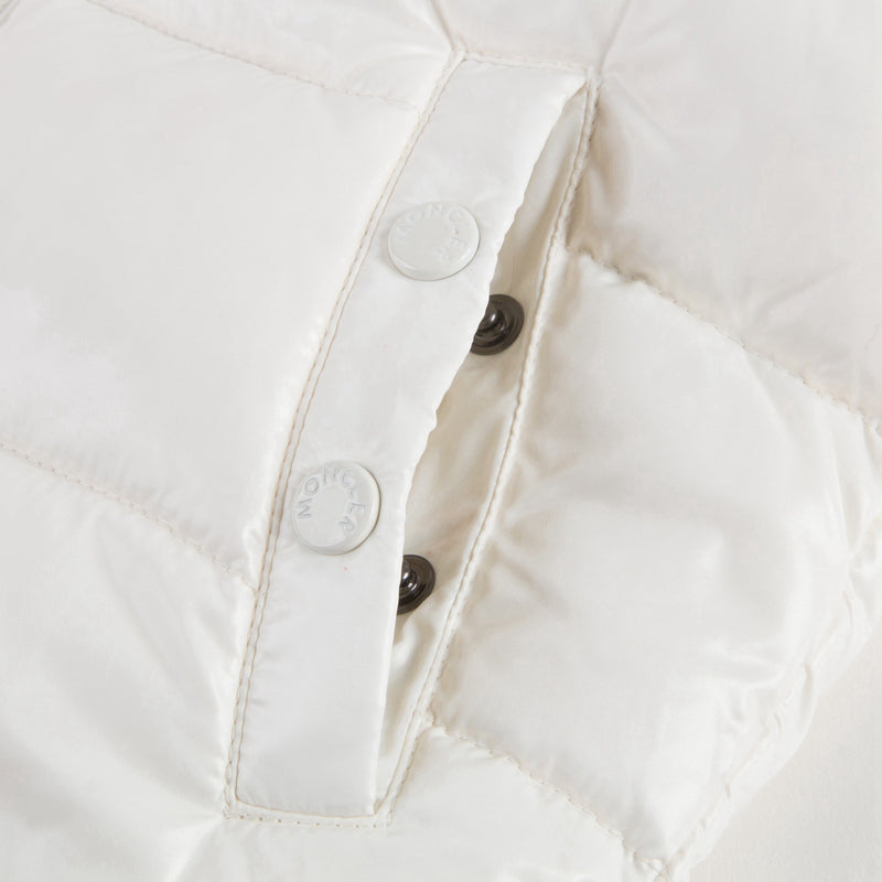 Baby Ivory 'K2' Down Padded Jacket
