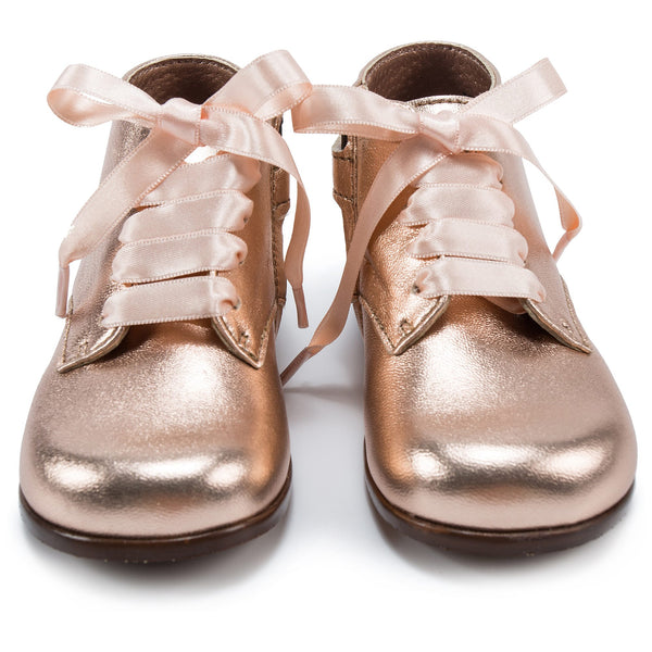 Baby Girls Golden Shoes