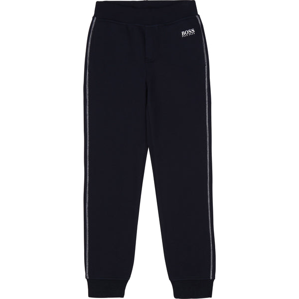 Boys Navy Jogging Pants