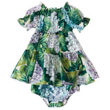 Baby Girls Green 'Taormina'Dress