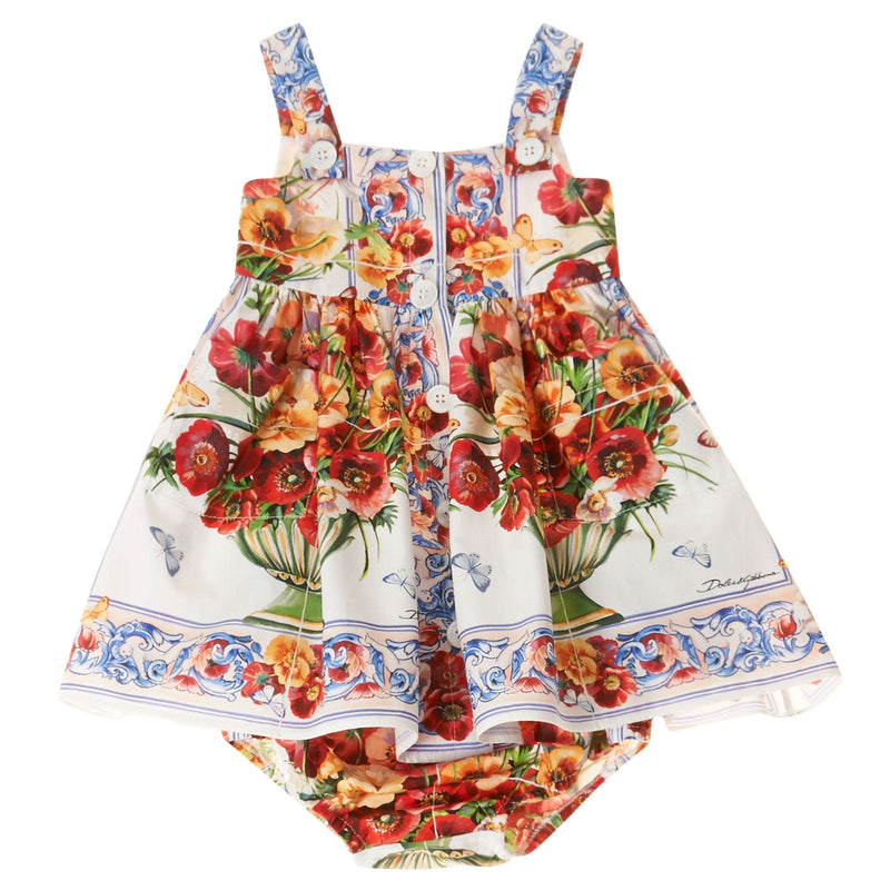 Baby Girls 'Caltagirone' Dress