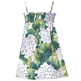 Girls Green 'Taormina' Sun Dress