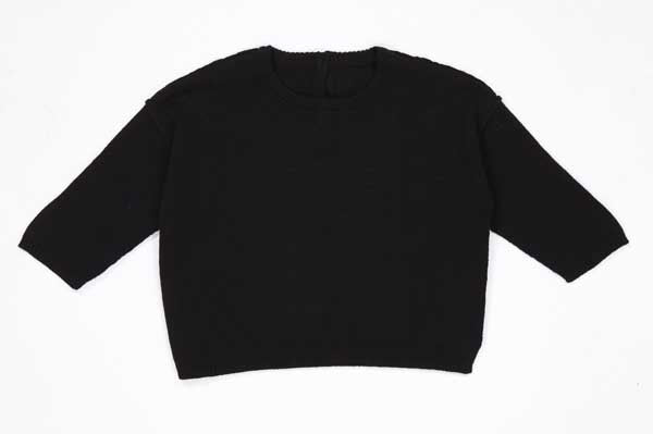 Baby Black Sweater