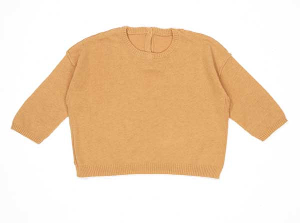 Baby Tangerine Sweater