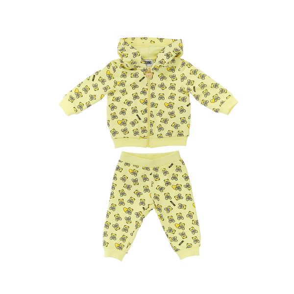 Baby Boys & Girls Lemonade Cotton Suit