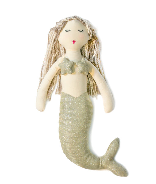 Mia Mermaid-Gold - CÉMAROSE | Children's Fashion Store