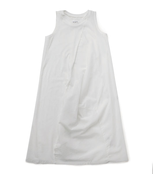 Baby Girls White Tank Top Dress