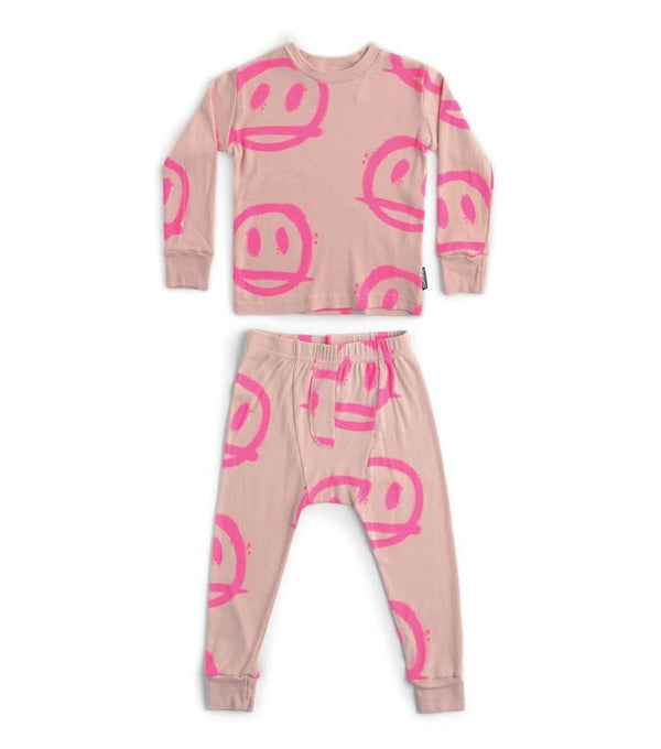 Baby Girls Pink Set