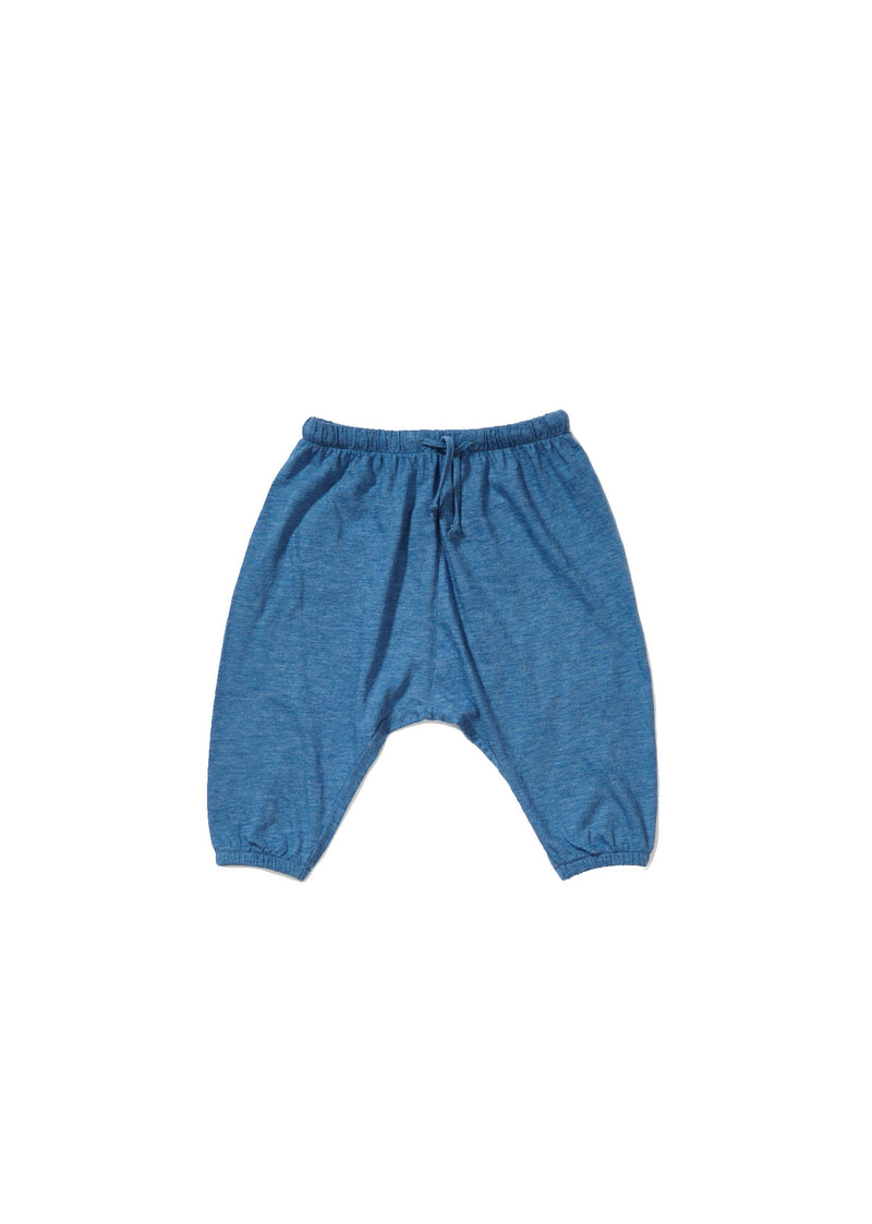 Baby Blue Jersey Trousers
