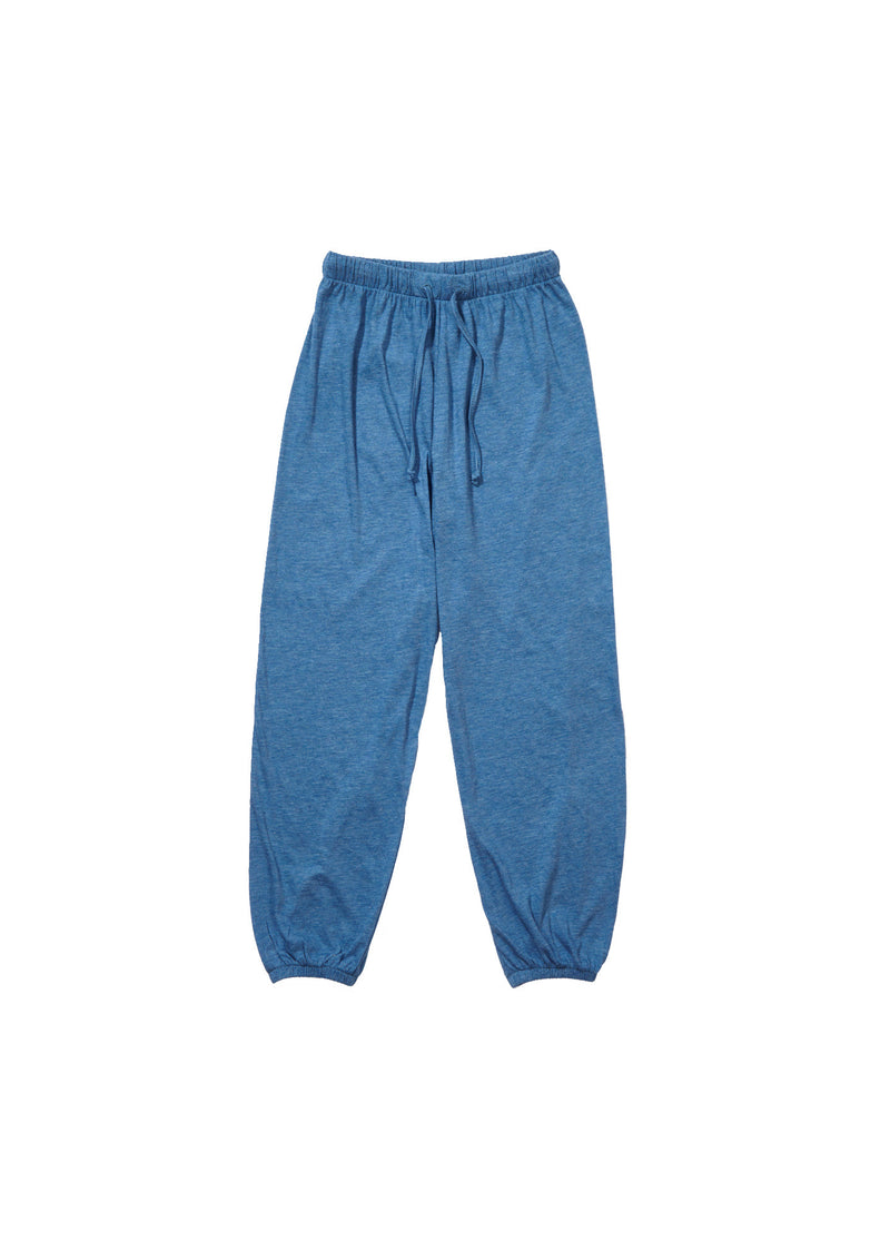 Boys & Girls Blue Jersey Trousers