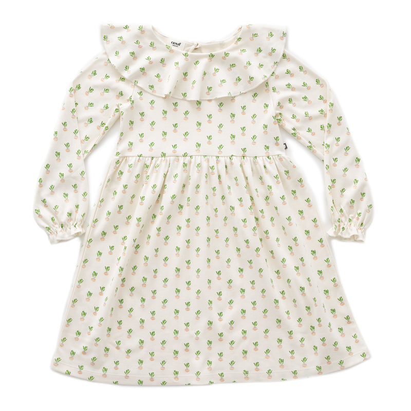 Girls Gardenia Turnip Dress
