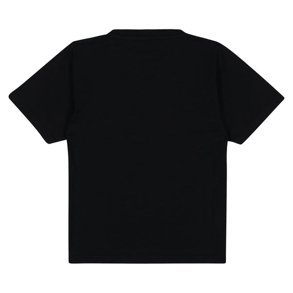 Boys & Girls Black Languages Cotton