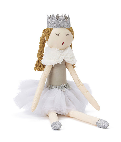 Princess Pearl-White - CÉMAROSE | Children's Fashion Store