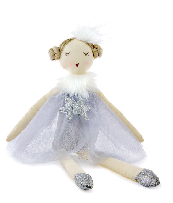 Twinkles Ballerina-White - CÉMAROSE | Children's Fashion Store - 1