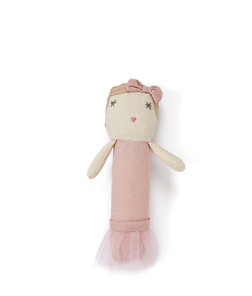 Molly Dolly Rattle - CÉMAROSE | Children's Fashion Store
