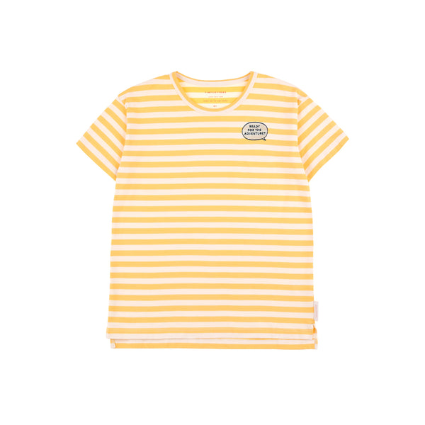 Baby  Yellow Cotton T-Shirt