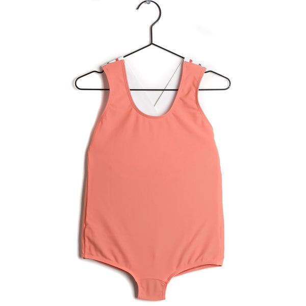 Girls Coral Swimsuit