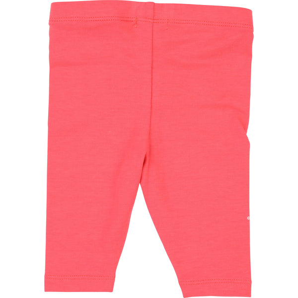 Baby Girls Pink Leggings