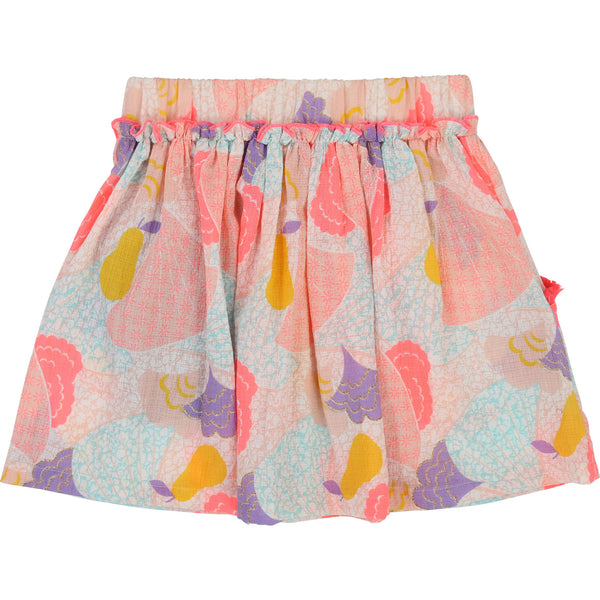 Girls Chromatic Packet Skirt
