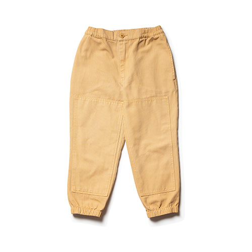 Boys & Girls Ginger Cotton Trousers