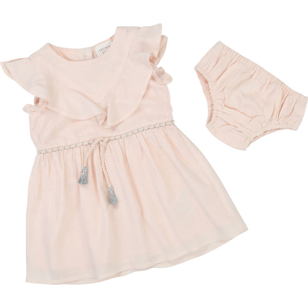Baby Girls Light Pink Dress
