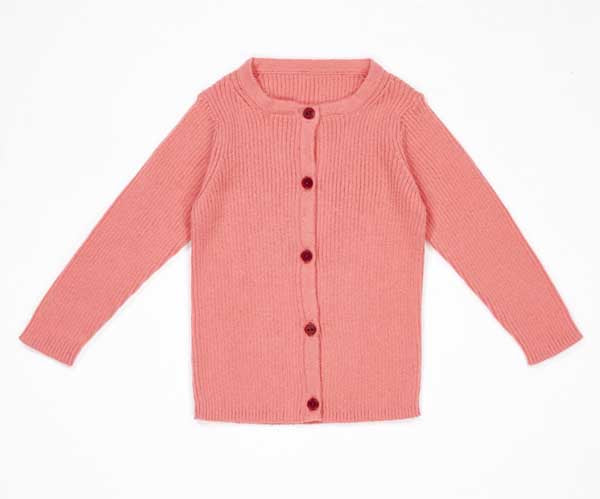 Baby Girls Candy Cotton Cardigan