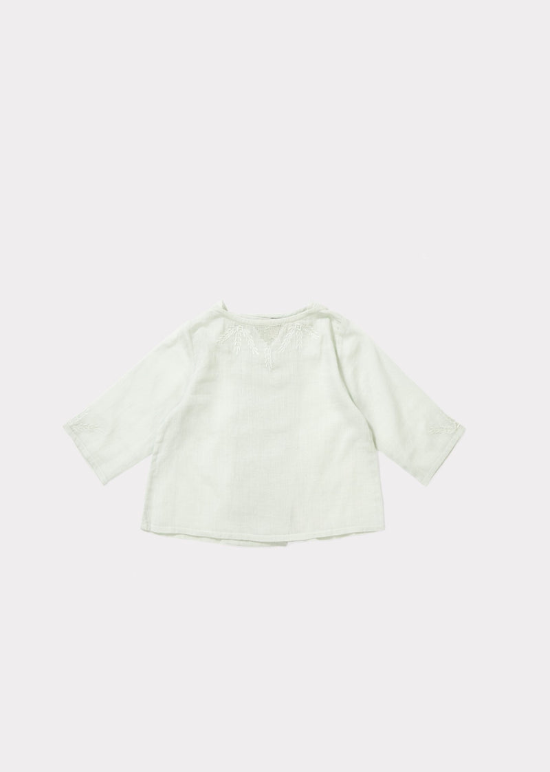 Baby Girls 'Althorp' Woven Top