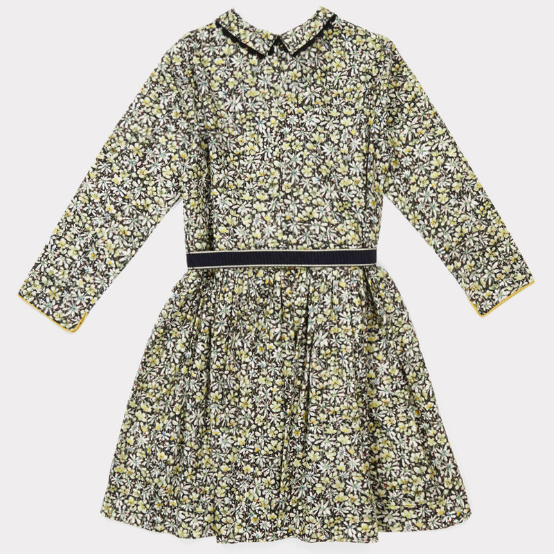 Girls Liberty Eleonora Cotton Woven Dress