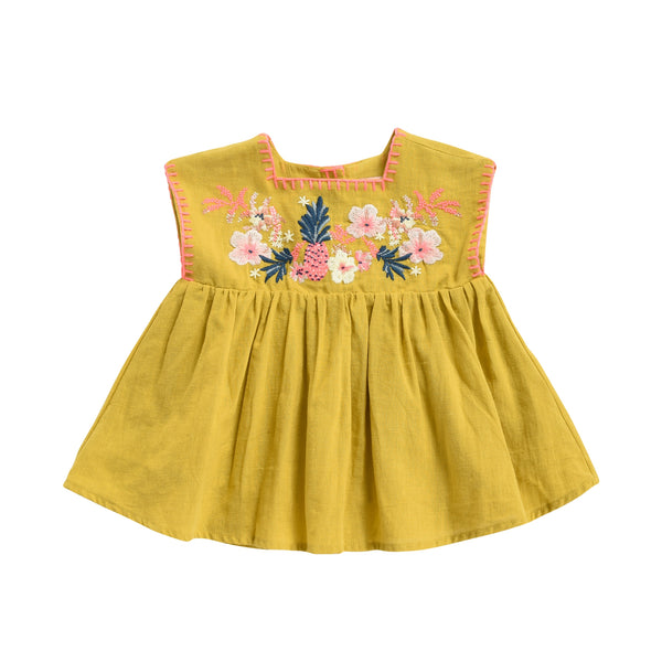 Girls Safran Dress