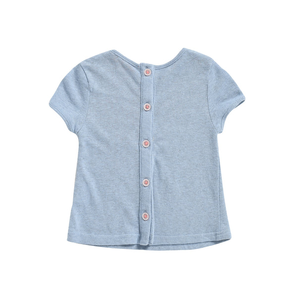 Girls Silver Cloud T-shirt