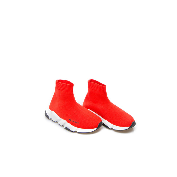 Boys & Girls Red Sneakers