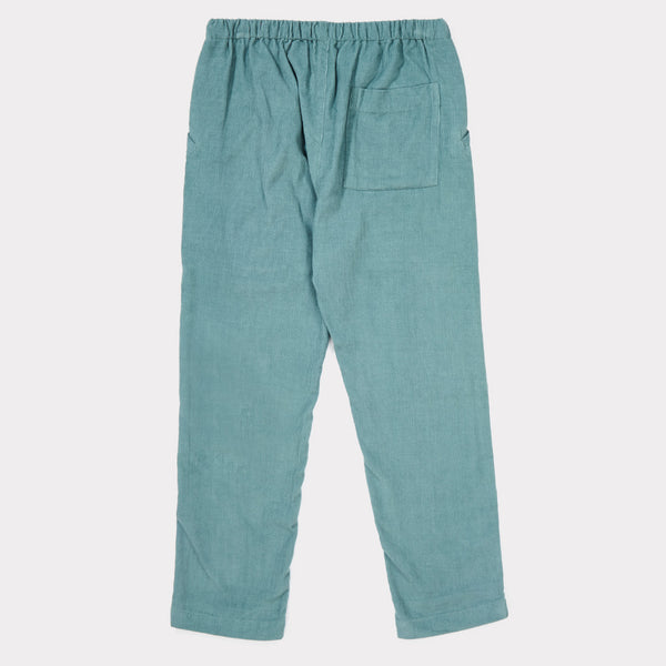 Boys & Girls Cameo Blue Cotton Trousers