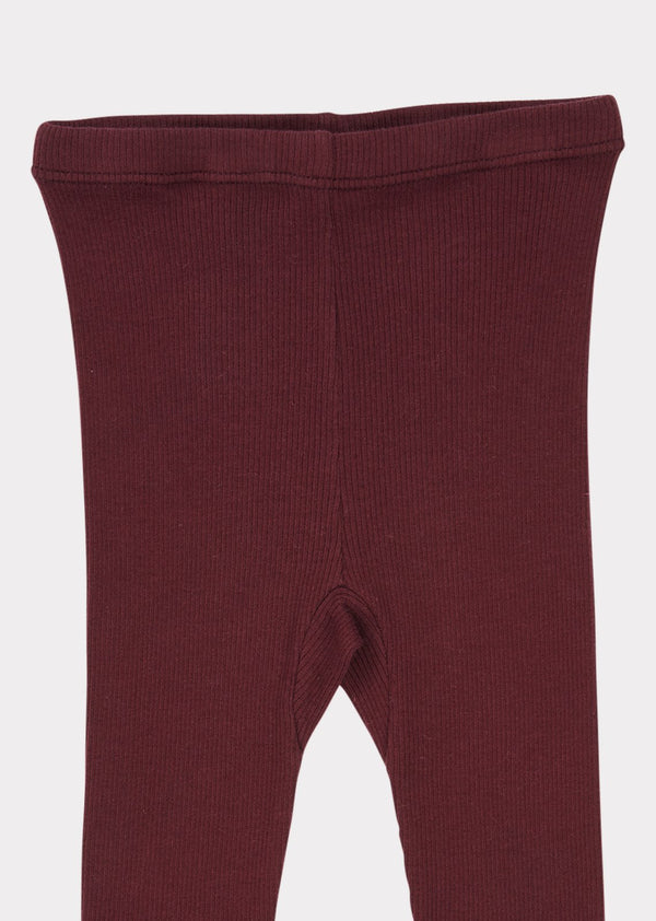 Baby Boys & Girls Maroon Chaffinch Trousers