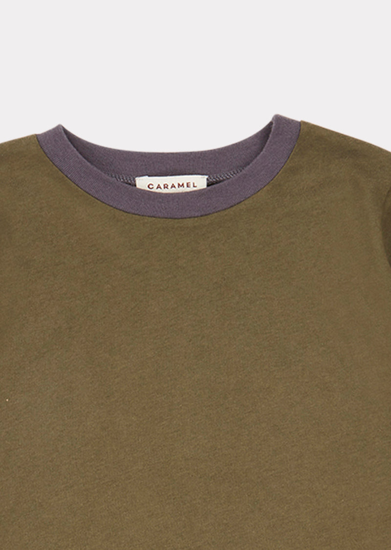 Boys & Girls Khaki Crake T-Shirt