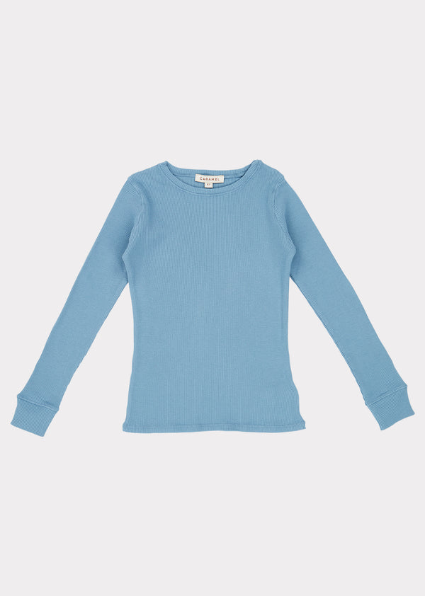Boys & Girls Blue Flycather T-Shirt