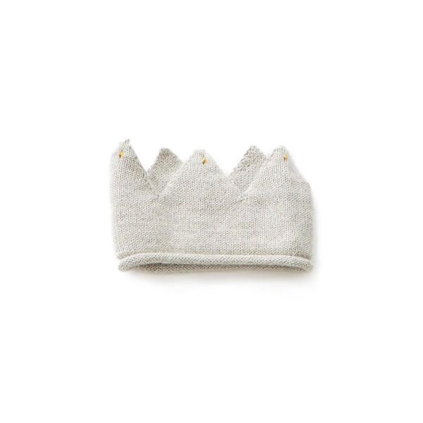 Baby Boys & Girls Grey Alpaca Brown