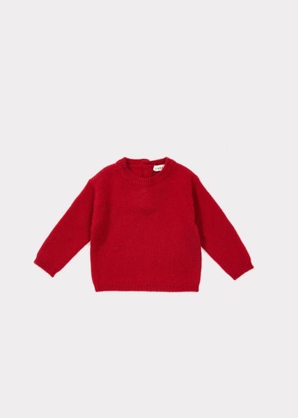 Baby Red Sweater