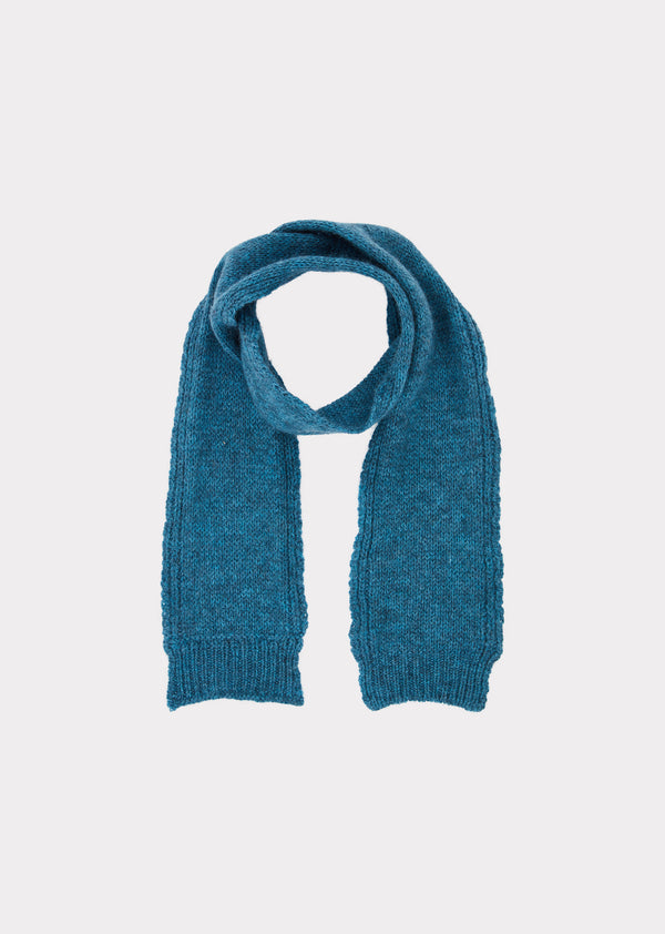 Baby Boys & Girls Teal Greenfinch Scarf