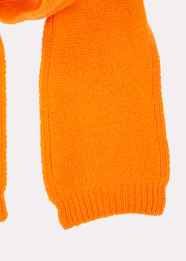 Boys & Girls Orange Greenfinch Scarf