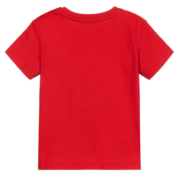 Baby Boys & Girls Red GG T-Shirt
