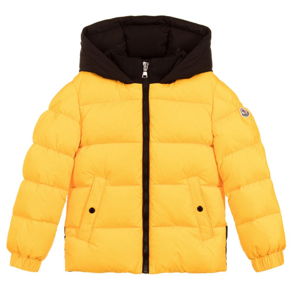 Boys Dark Yellow