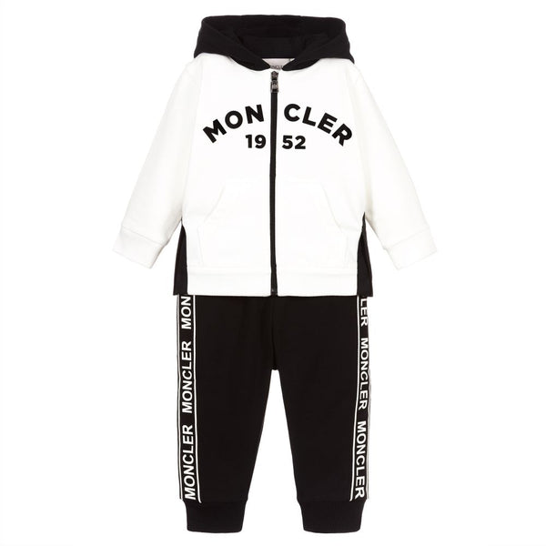 Baby Boys & Girls Natural Jogging Set