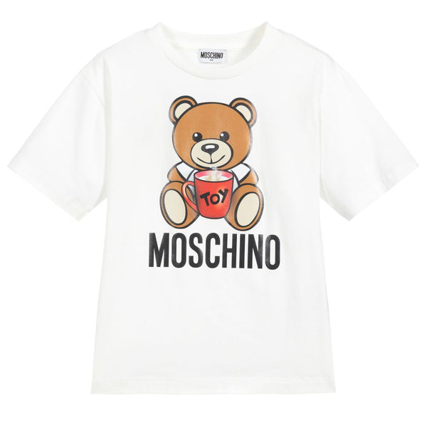 Boys & Girls Cloud Teddy Bear T-Shirt