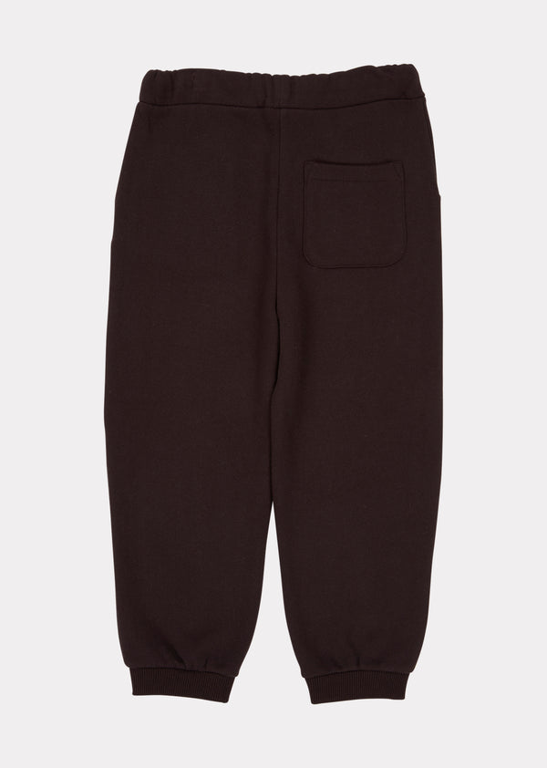 Boys & Girls Dark Brown Serin Trousers