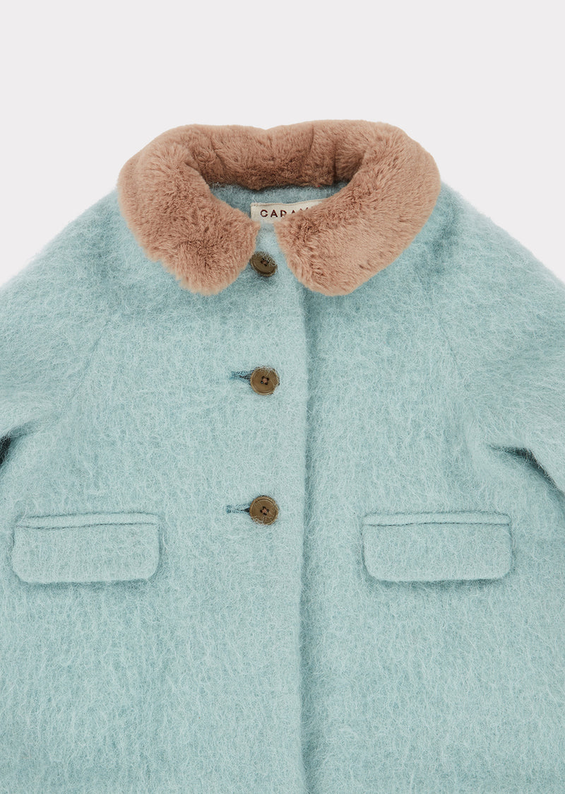Baby Girls Mint Shelduck Coat